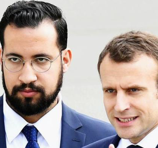 Site De Vincent Nouzille Affaire Benalla Les Barbouzes